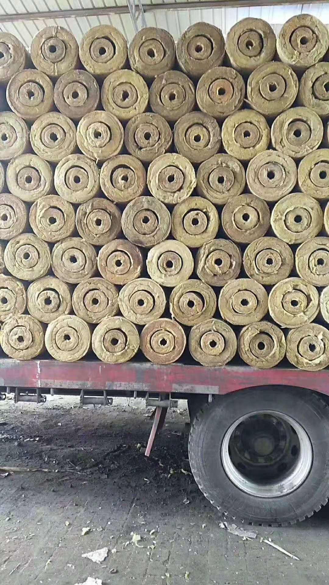 山西岩棉保温管规格
