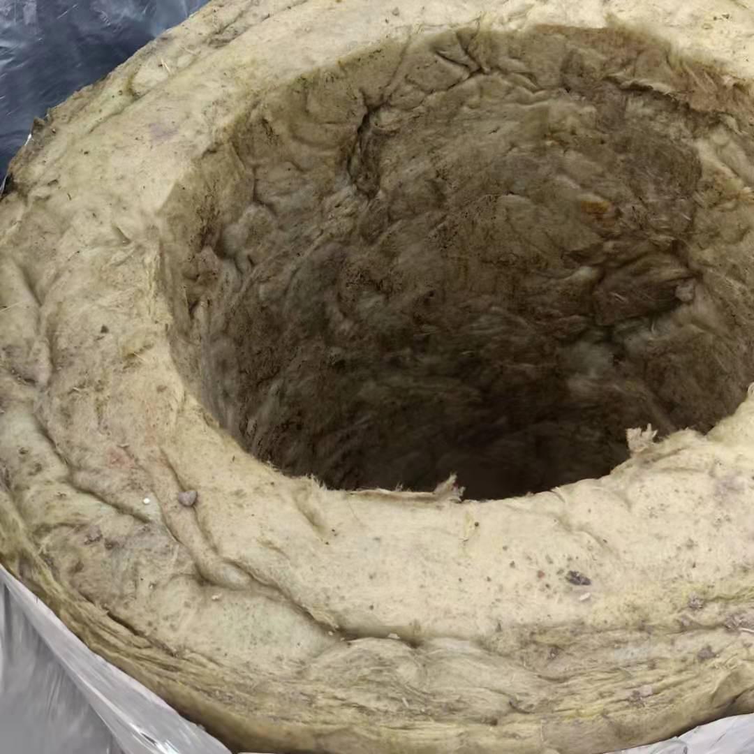 山西岩棉保温管-山西岩棉管
