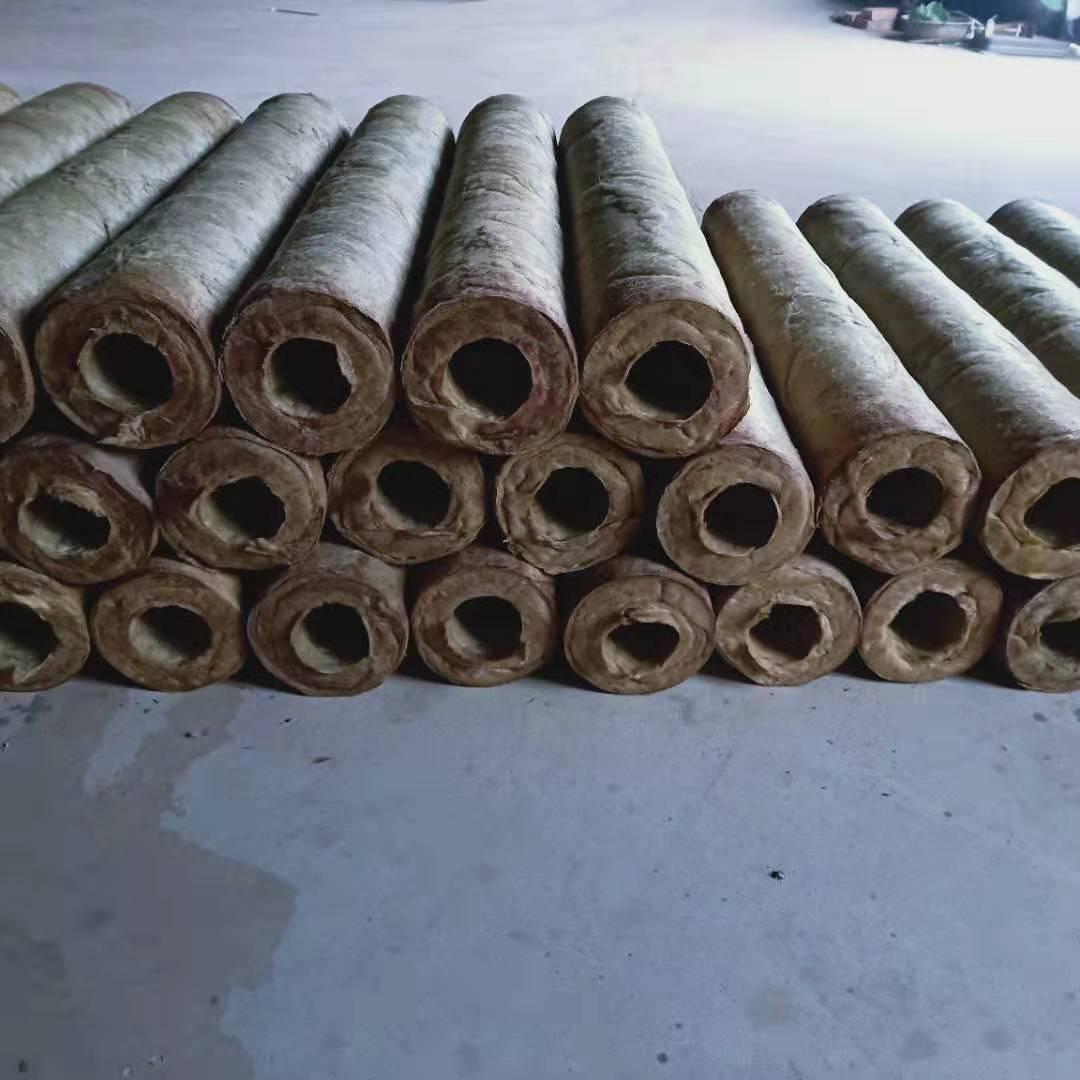 山西高密度岩棉保温管生产厂家
