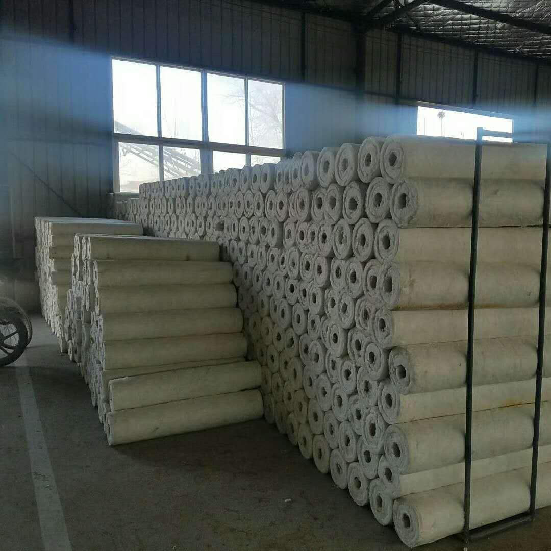 山东硅酸铝保温管