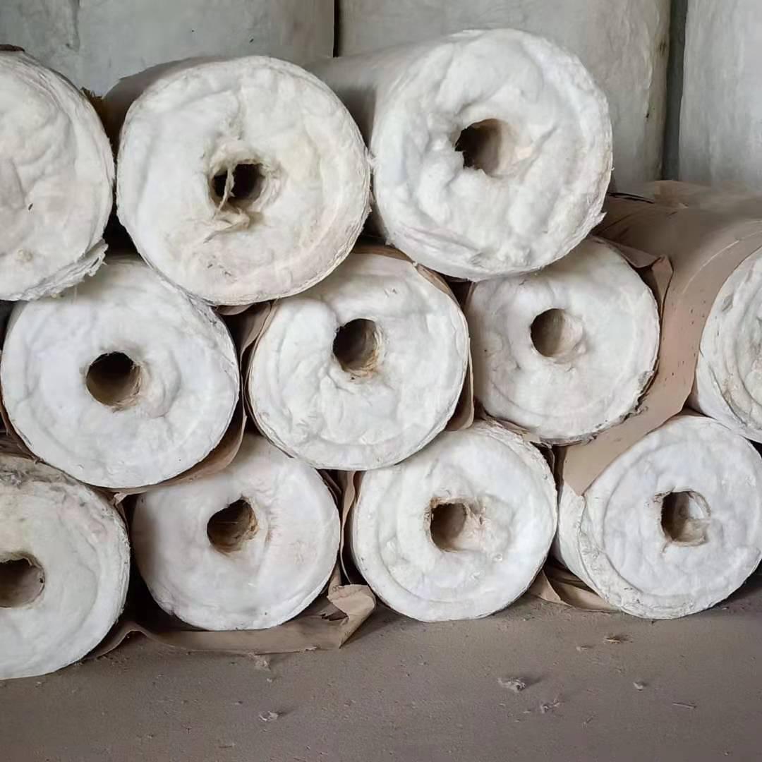 山东硅酸铝保温管价格