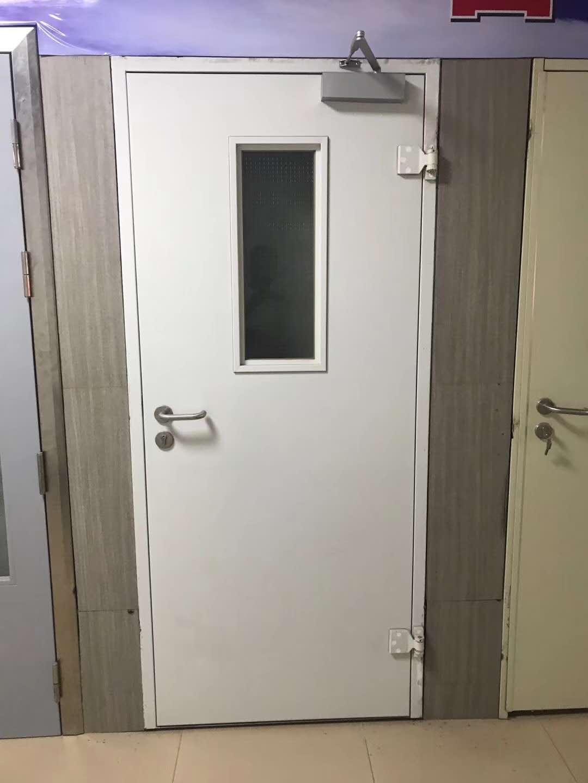防火门如何去检查