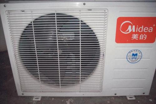 柳州美的空调故障维修案例