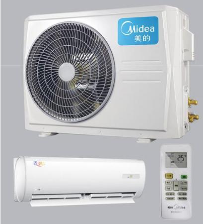 南宁美的空调专业维修保养安装