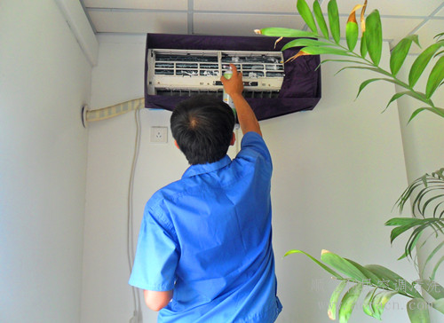 南宁海尔空调售后维修服务一流