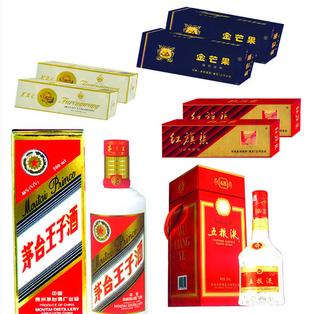 娄底烟酒回收礼盒
