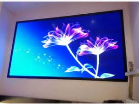 清远LED显示屏维修  显示屏材料分类