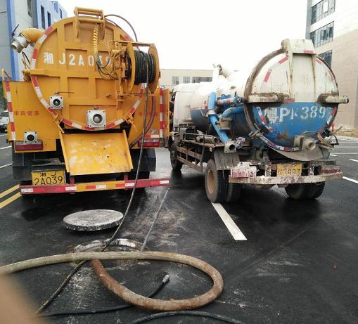 下水管道疏通常用的四大技巧