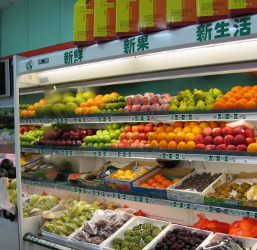 佛山优惠的水果展示柜哪里有供应