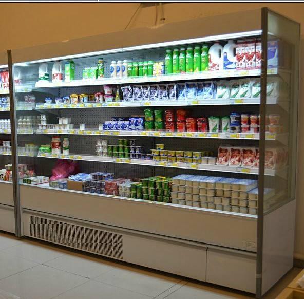 佛山超市冷柜排除异味的方法