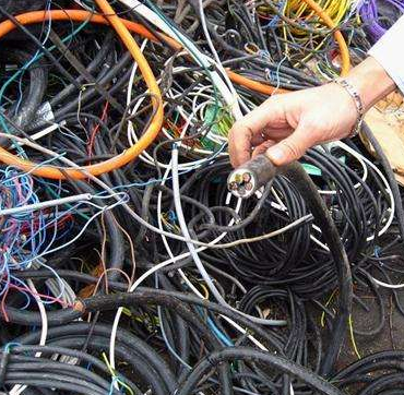 佛山电缆电线回收公司