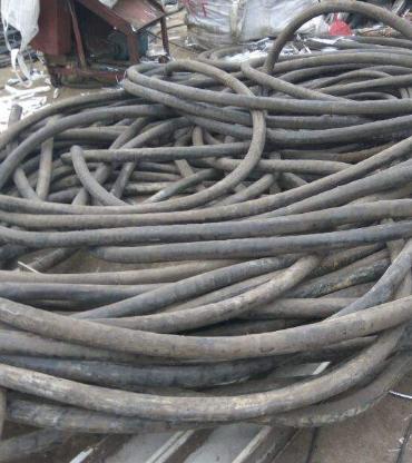 广州废电缆收购工厂拆除回收
