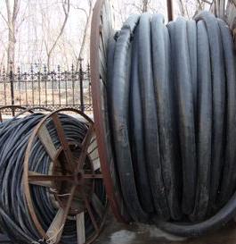 广州专业高价回收电缆电线