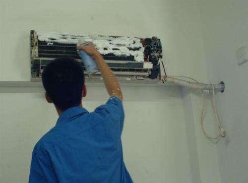 空调拆机前拆机后需要做些什么
