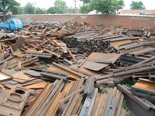 江门废铁回收预热