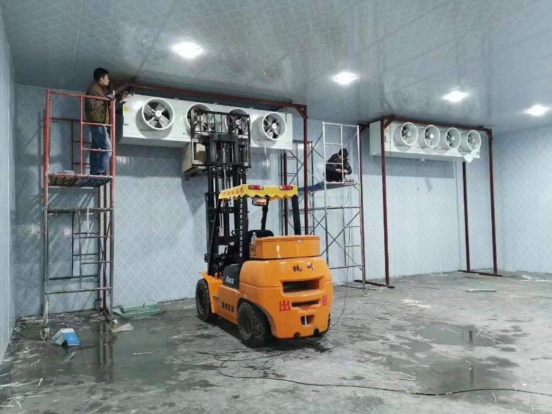 桂林全州县冷库安装为客户提供优质的服务