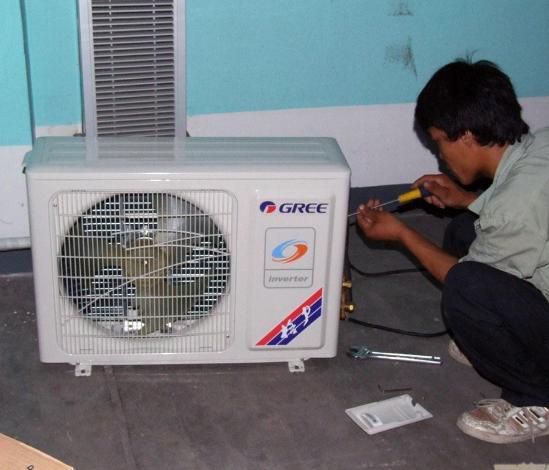 达州空调维修-专修各类家电