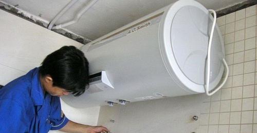 家电热水器点火维修