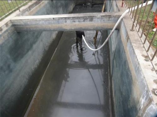 江门清理污水处理有什么用