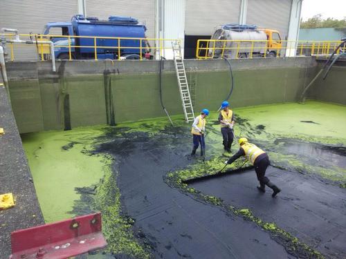 江门清理污水池 定期清理