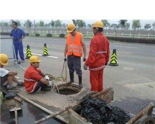 江门清理污水池施工方法