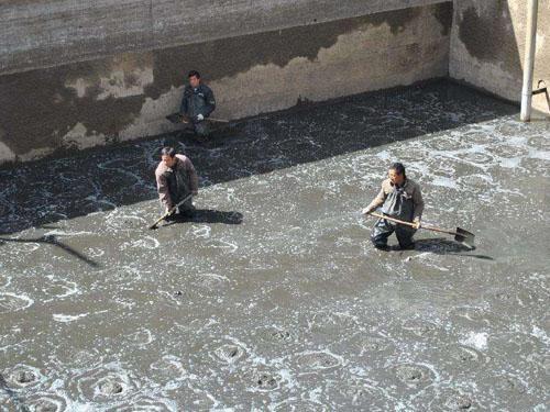 江门清理污水池流程