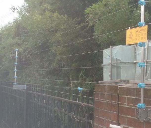 河南电子围栏安装