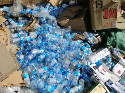 回收废旧塑胶的服务流程