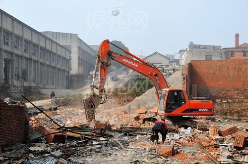 关于拆除工程的相关要求