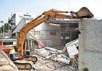 挖掘机拆除在施工之前应当做的准备