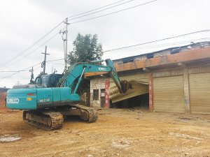 佛山挖掘机拆除工程省时省心