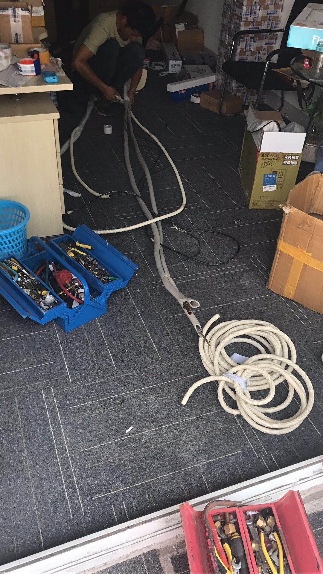 延安专业空调维修