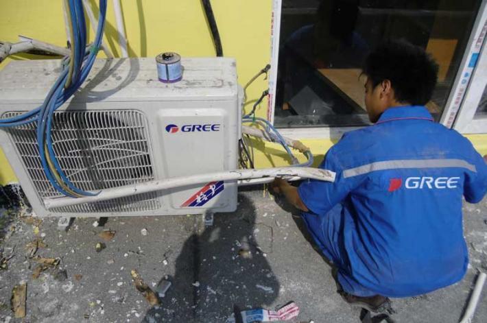 南宁格力空调售后免费设计调试安装