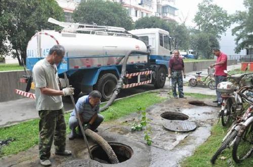 长春污水清理有什么作用