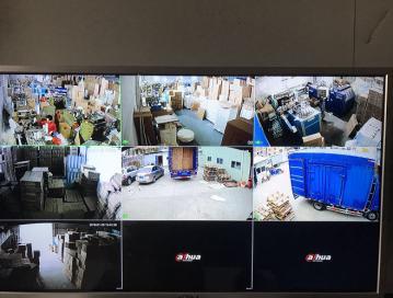 株洲醴陵安防监控系统的主要构成部分