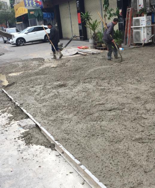 佛山商品混凝土工程