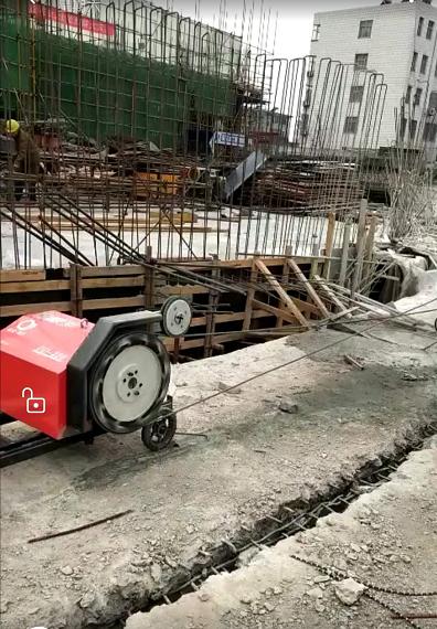 甘肃绳锯混凝土切割桥梁应当注意的问题