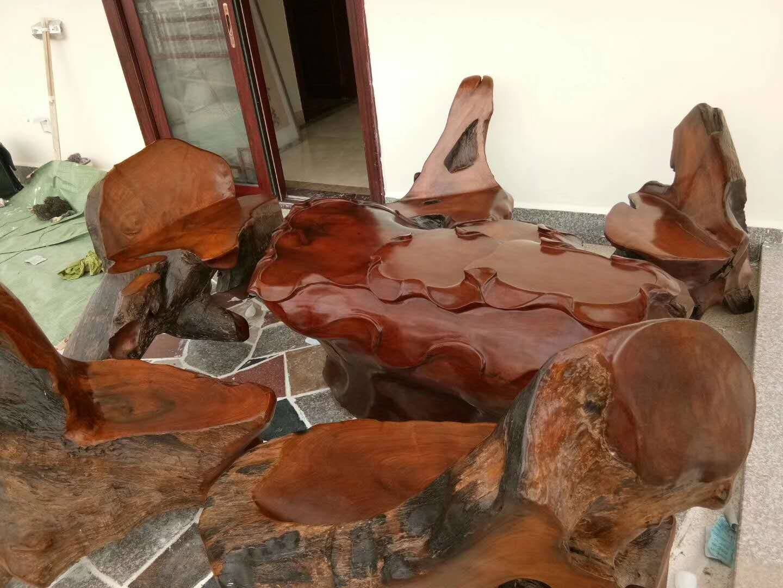 海口红木家具维修后的保养