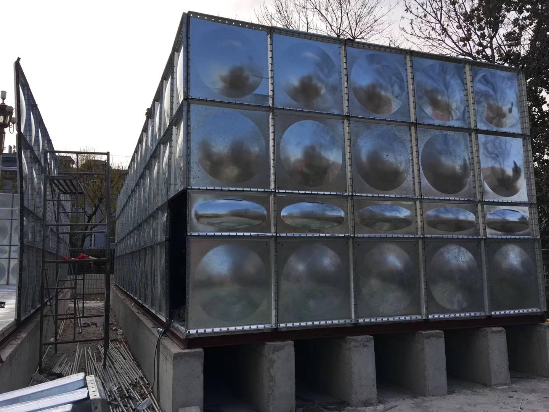 北京镀锌水箱