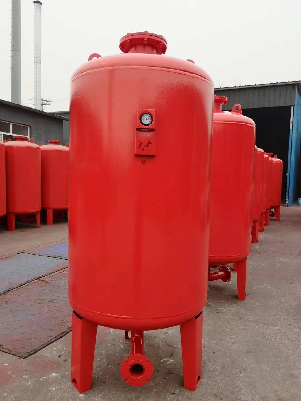 北京消防气压罐工作原理