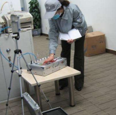 台州室内空气质量检测甲醛治理