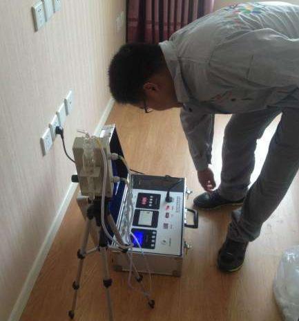 台州室内空气质量检测与治理专家