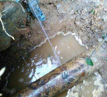 兰州查地下水管漏水