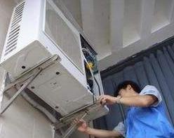 汉中专业空调维修/空调移机安装/加液清洗空调等