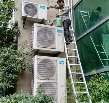 汉中专业空调维修、安装、拆机、加雪种(加氟)