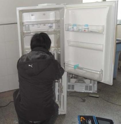汉中冰箱维修