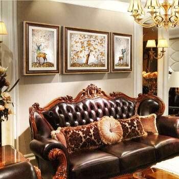 冬季皮质沙发的保养技巧
