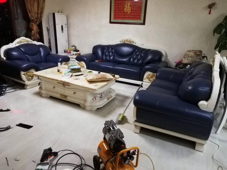 龙岗家庭沙发翻新新价格实惠