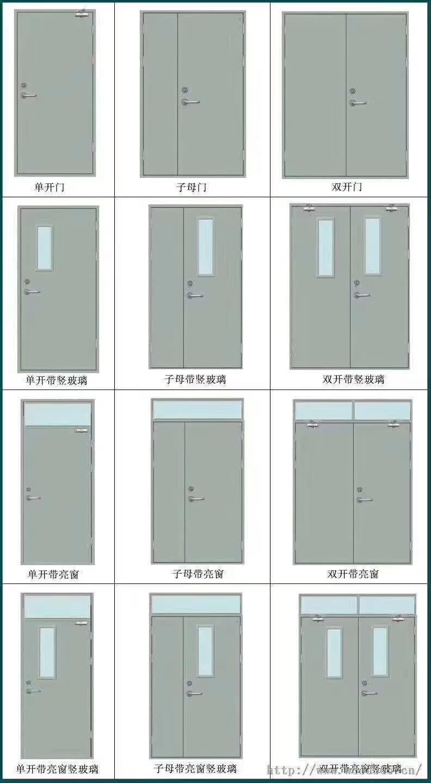 漳州钢质学校教室专用门的优点