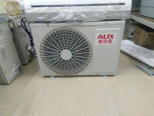 奥克斯空调左右扫风应该怎么处理